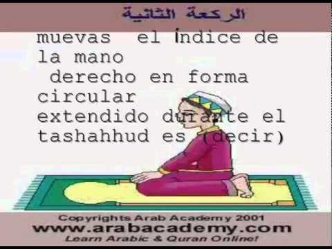 Aprender A Rezar Islam En Español Salah Youtube
