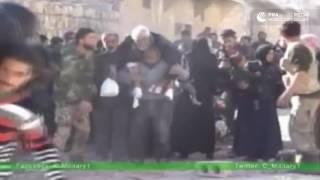 Боевики обстреляли мирных жителей в Алеппо