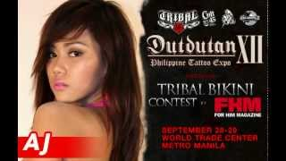 Dutdutan 12 Tribal Bikini Contest by FHM