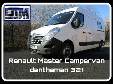 Brand New Renault Master Campervan Conversion Full Tour By Nu Venture Motorhomes