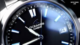 CASIO OCEANUS OCW-S100-1AJF カシオ オシアナス マルチバンド6 ワールドタイム