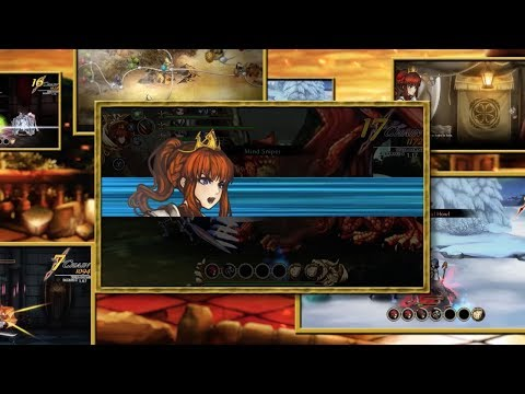 Fallen Legion: Rise To Glory - Launch Trailer (Nintendo Switch)