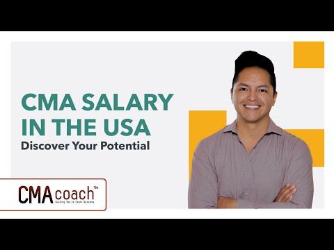 CMA Salary - Discover Your Potential As A Certified Management Accountant