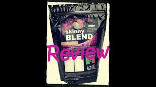 Skinny Jane Skinny Blend Chocolate Shake mix review
