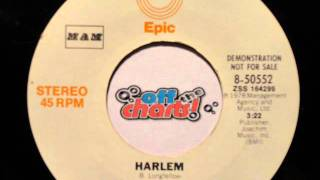 Baron Longfellow [Andy Kim] - Harlem ■ Promo 45 RPM 1978 ■ OffTheCharts365