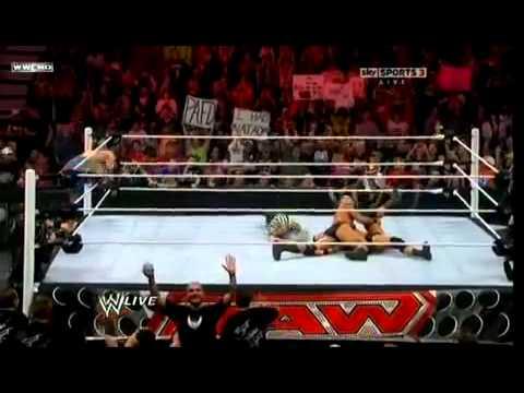 WWE Monday Night Raw 101810 Part 48 HQ