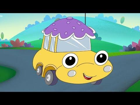 Baby Car & Monster Trucks Beep Beep  | Car Songs | FunForKidsTV Songs for Children