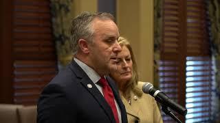 Oklahoma Republic Senators react to speech