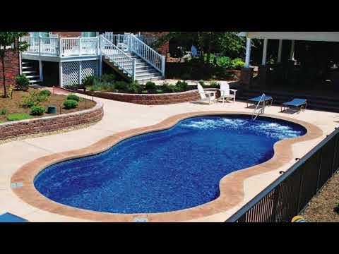 Leisure Pools Presented by Indy Fiberglass Pools