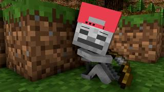 Skeleton Life - Craftronix Minecraft Animation