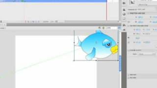 Exporting Illustrator into Flash