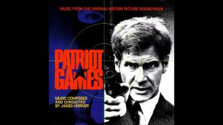 09 - Boat Chase - James Horner - Patriot Games