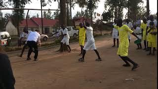 Prison Soccer