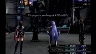 Xenosaga Episode III Voyager (Black Testament)