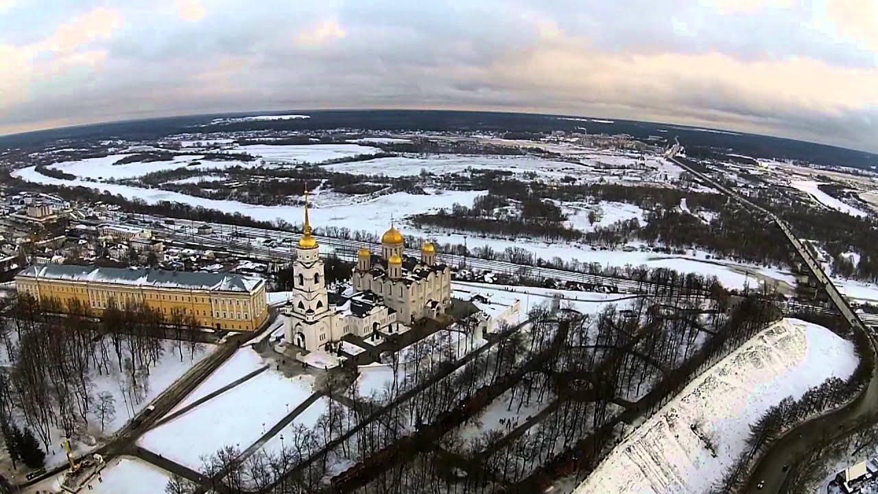Успенский собор город Владимир YouTube