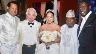 Here is Why Pastor Chris Oyakhilome ex wife, Anita, Was Absent At Her Daughter