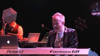 Howard Jones - What Is Love? -  Humans Lib / Dream Into Action Concert Live at The indigO2 London