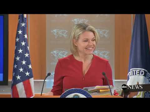 LIVE: US State Department URGENT Press Briefing 1/16/18 on Hawaii vs DPRK with Heather Nauert