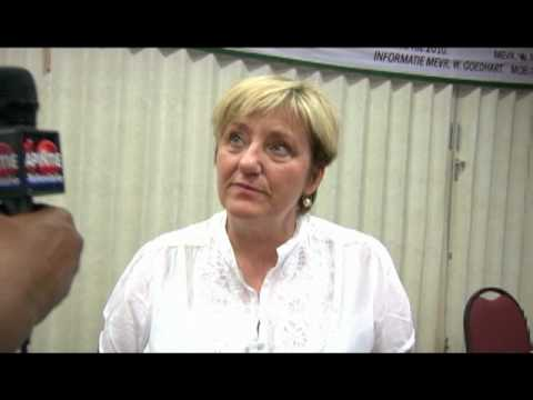 Dr. Marjolein Peters, Hemophilia Pediatrician, Academic Hospital Amsterdam