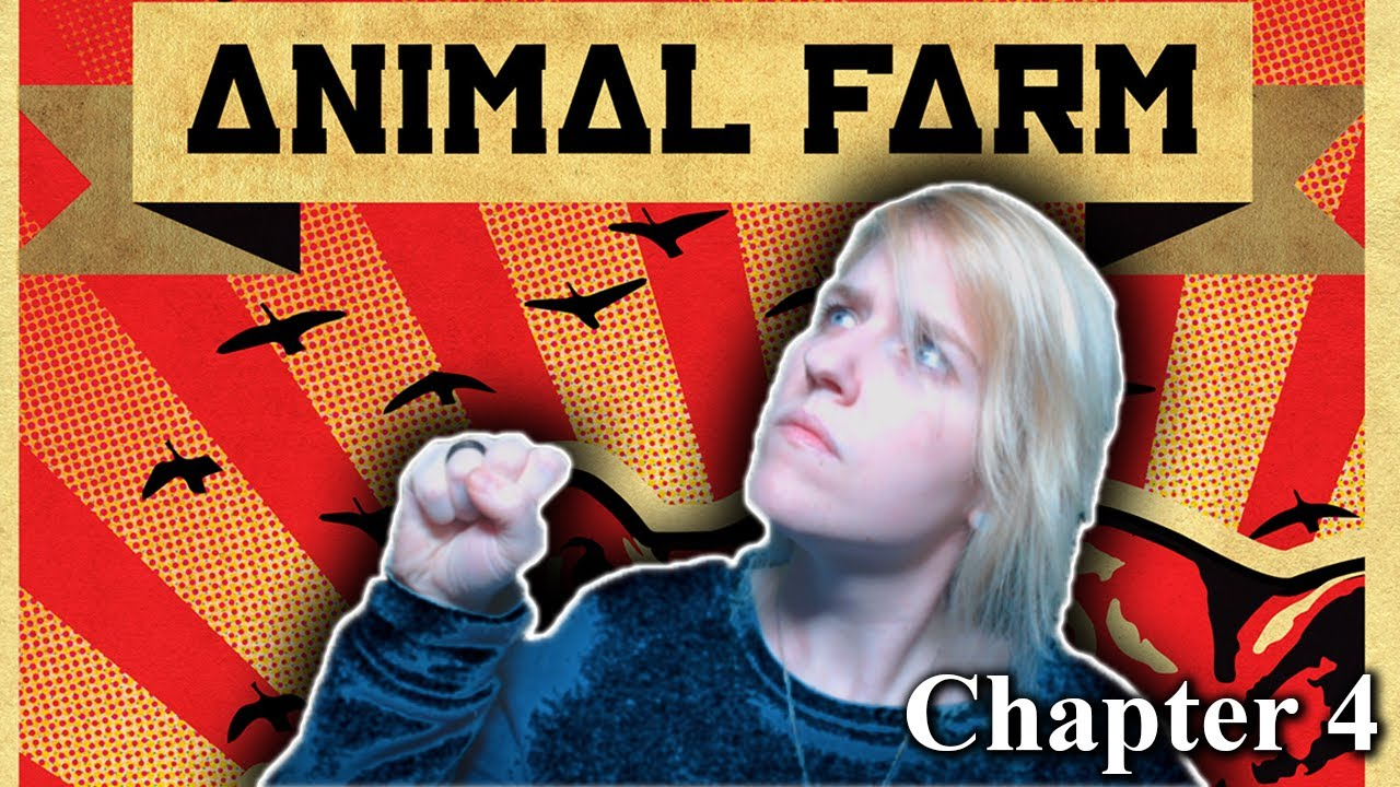The Battle of the Cowshed | Animal Farm (Part 4)