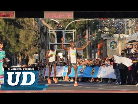 Así Fue El Medio Maratón Guadalajara 2020