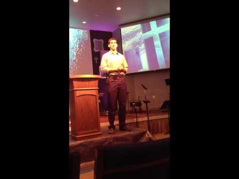Adam Kemp Testimony Part 1 - 2013