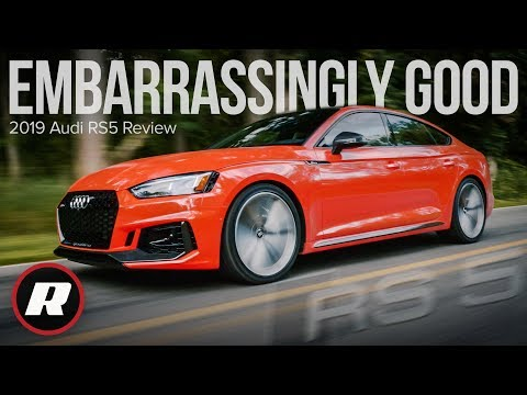 2019 Audi RS5 Sportback Review: It's almost too good