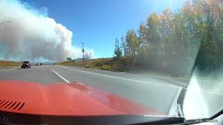 September 12th Fire near Kremmling Colorado