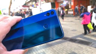 Honor 8X Blue Edition - First Look (and a rant)