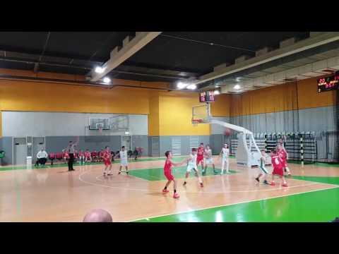 KK Jesenice 2016 pokal SPAR U13 (2004 - 2006) Olimpija   Jesenice 48:46