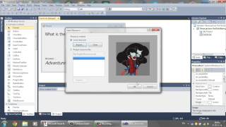 Visual Studio 2010 - Show picture OnClick(Button)