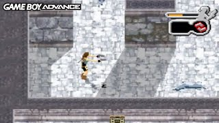 Tomb Raider: The Prophecy (Gameboy Advance Gameplay)