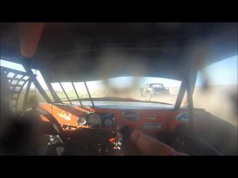 Wakeeney Feature Race #1 5-30-16