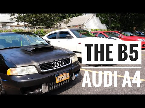 This is The Car That SAVED Audi From Its Death In The USA