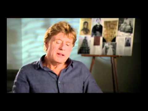 The Conspirator - Robert Redford Interview