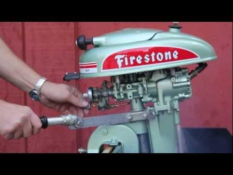 firestone 3.6hp outboard motor