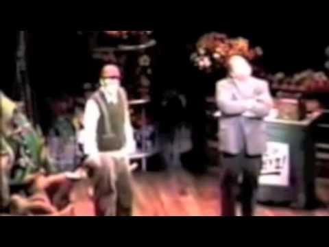 Little Shop of Horrors- Mushnik & Son (2003 Broadway Revival)