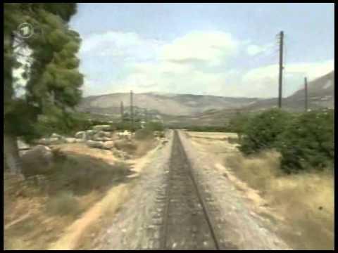 Греция Greece  Tripolis   Korinth
