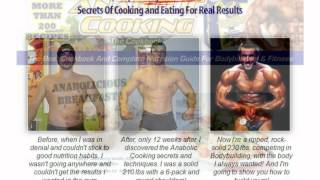 Anabolic Cooking Book Reviews | Anabolic Cooking Cookbook PDF