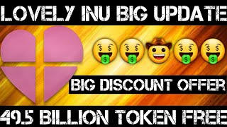 Lovely Inu Discount Offer Big Dump | Lovely Inu Future | Cryptocurrency News Today