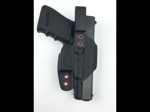 KEANU CONCEALED CARRY HOLSTER: AS SEEN IN TRAINING WITH AARON COHEN