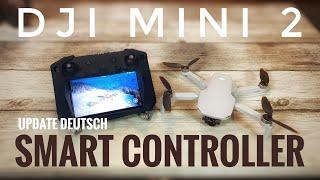 Dji Mini 2 Smart Controller Update Deutsch Kompatibel