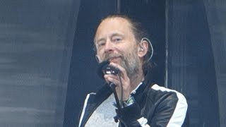 Radiohead - Daydreaming  – Outside Lands 2016, Live in San Francisco