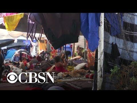 Tijuana mayor declares humanitarian crisis over migrants