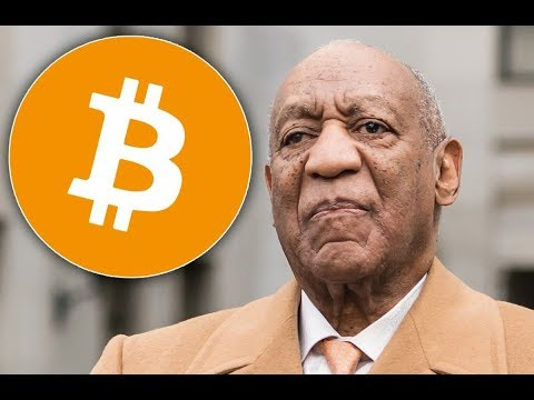 Bill Cosby Possibly Using Bitcoin Per SOURCE To Keep Feds & Wife Away From Money