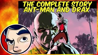 Antman and Drax Take on Miami - Epic Team-up