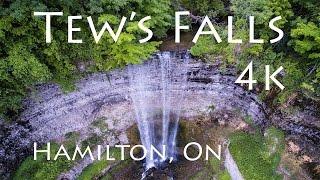 Tew's Falls, Hamilton, Ontario