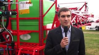 Opryskiwacze Stanimpex - Agro Show Bednary 2014