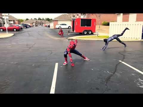 """Ghetto Avengers"" Europe - The Final Countdown (Dance Video)"