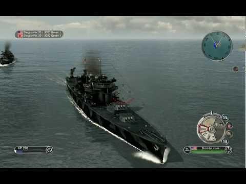 Battlestations Pacific Brooklyn Class Mod